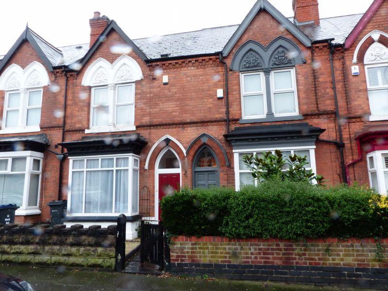 Edwards Road Erdington