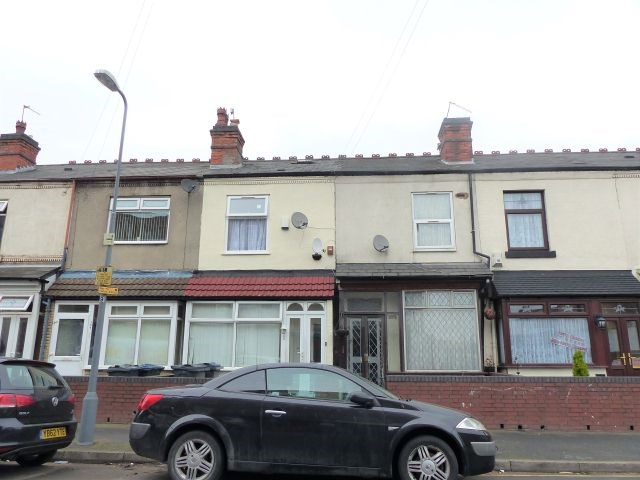 Westwood Road Witton
