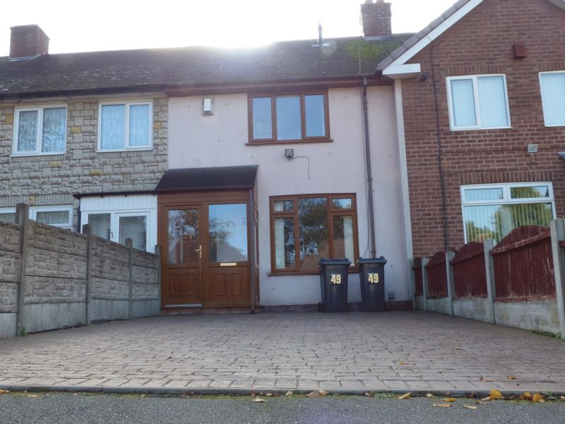 Abbeyfield Road Erdington