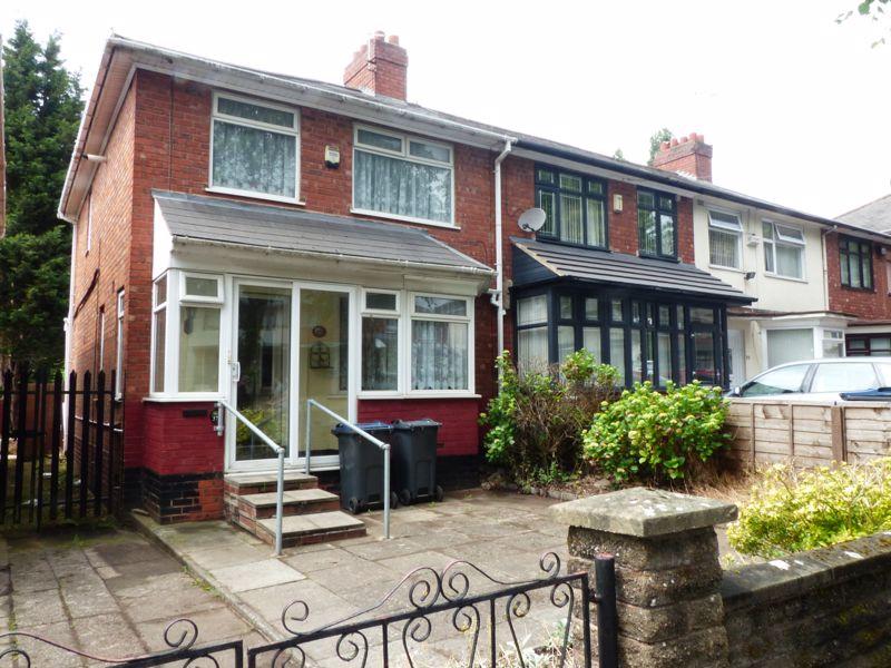 Chetwynd Road Ward End