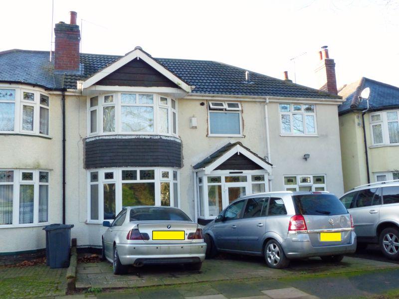 Hillyfields Road Erdington