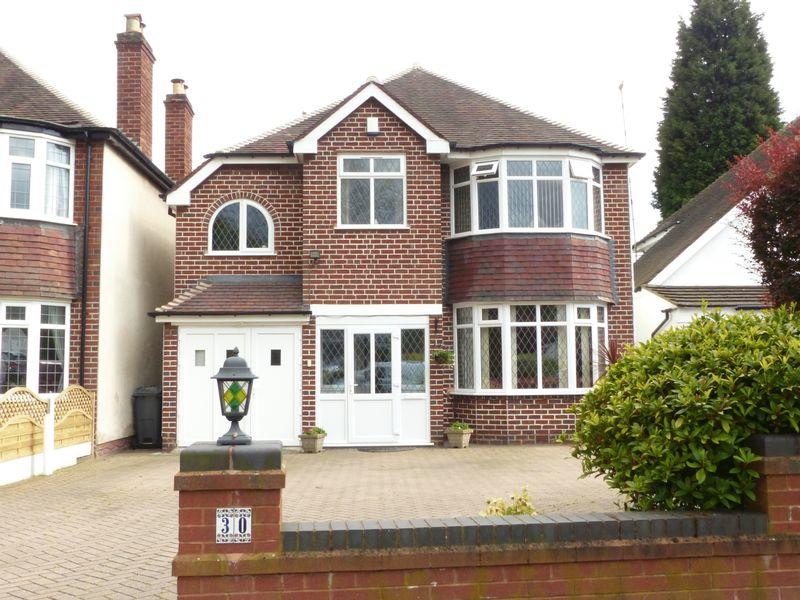 Greenside Road Erdington
