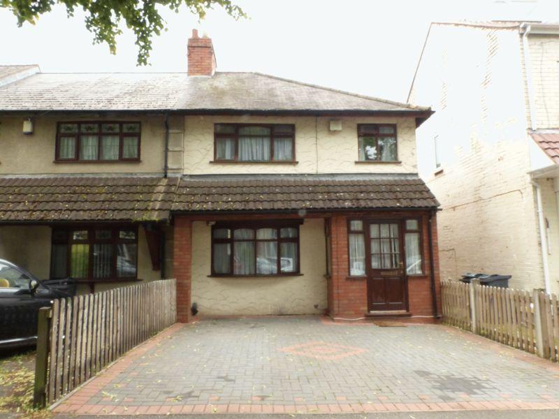 Croydon Road Erdington