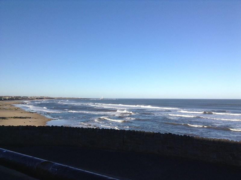 Adjacent Promenade View