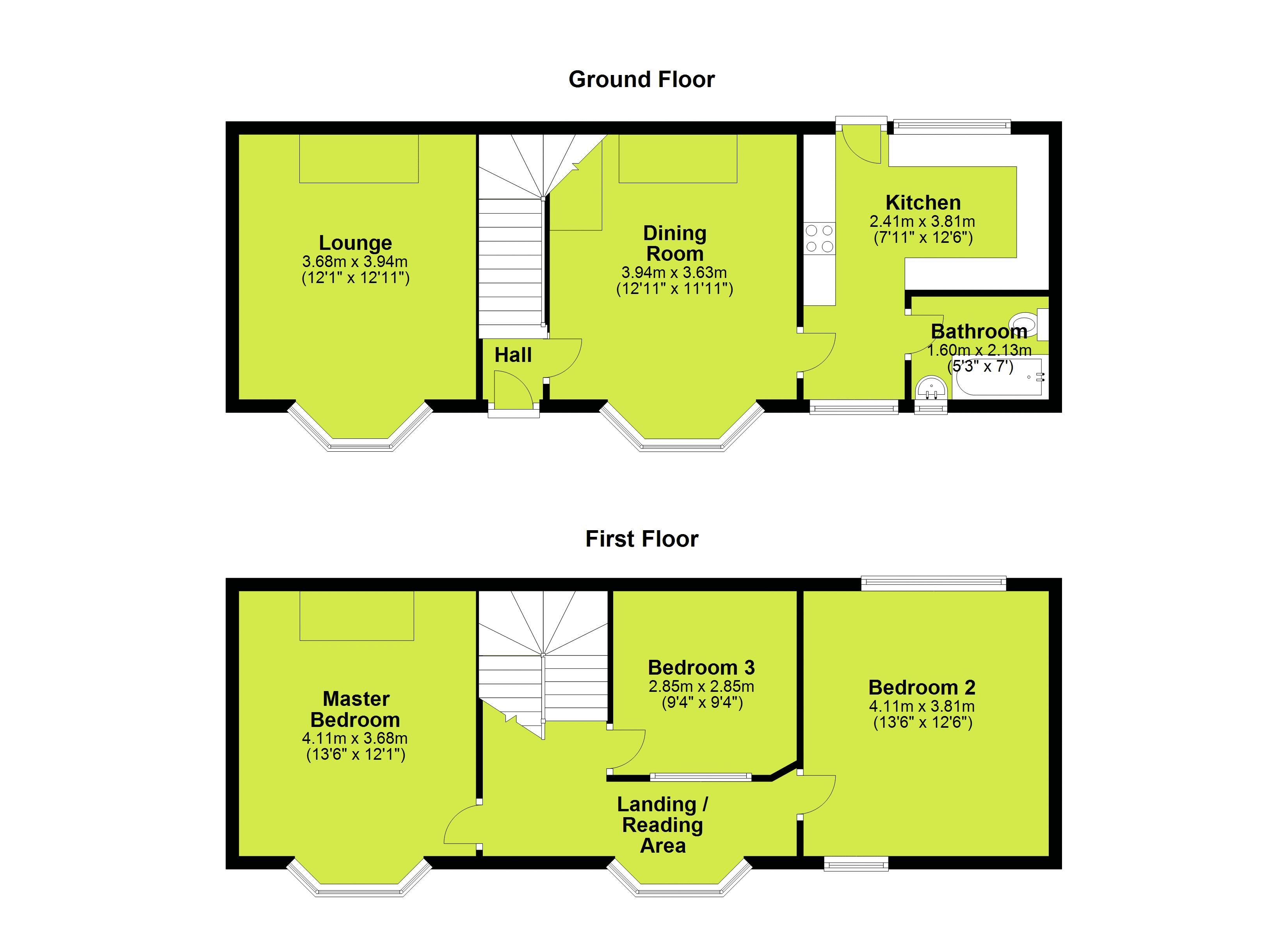 Addycombe Terrace Heaton