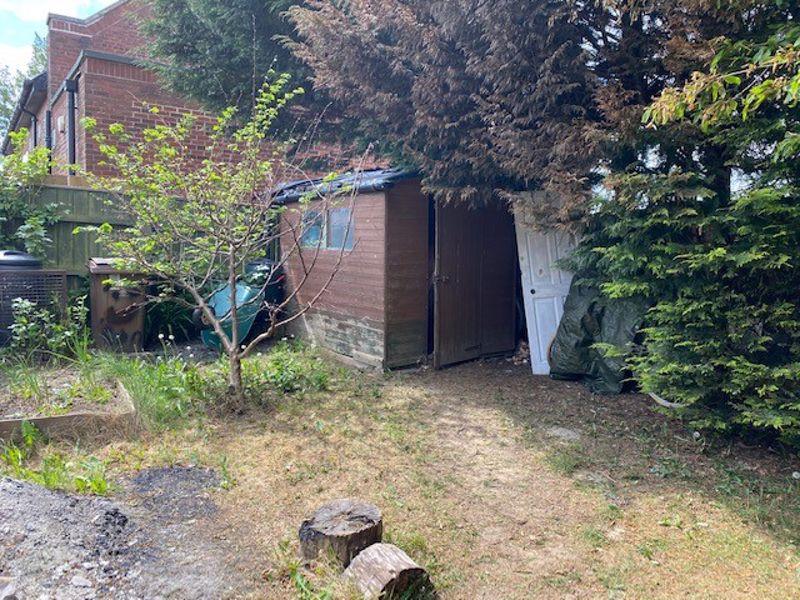 Side Garden Additional