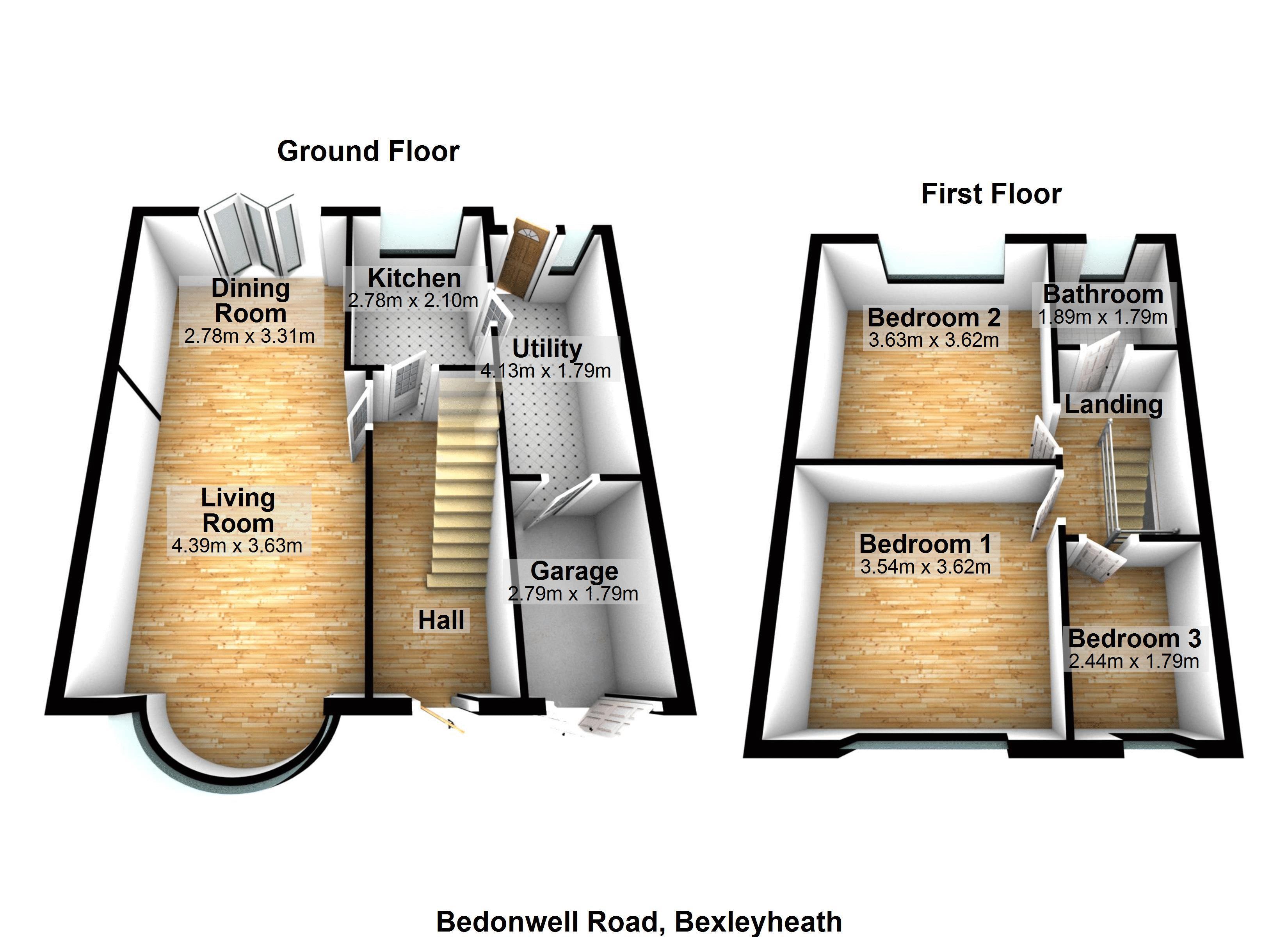 Bedonwell Road
