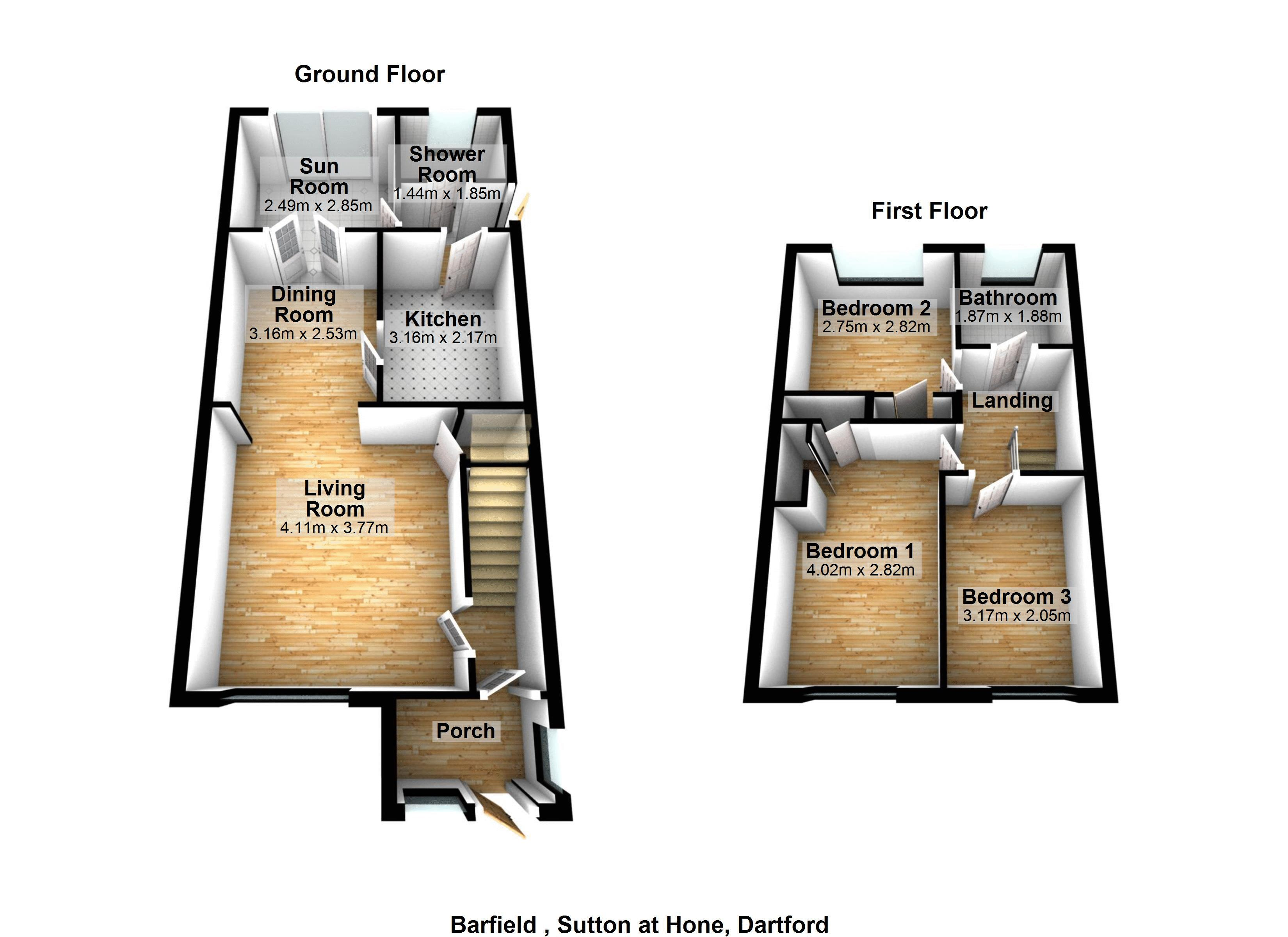 floorplan 59 Barfield
