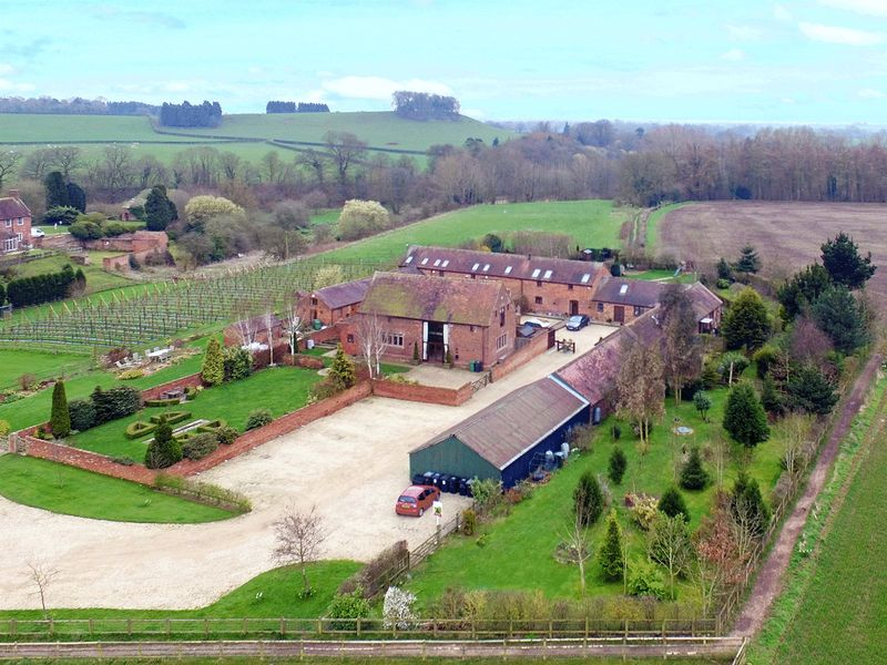 Shifnal Manor Barns