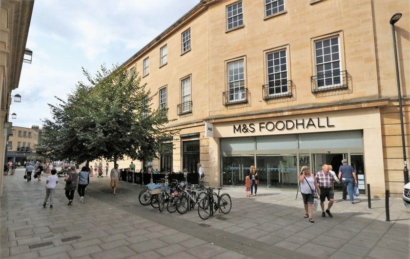Local M&S Foodhall