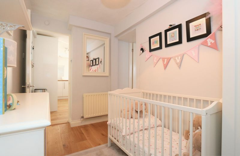 Dressing room / Nursery