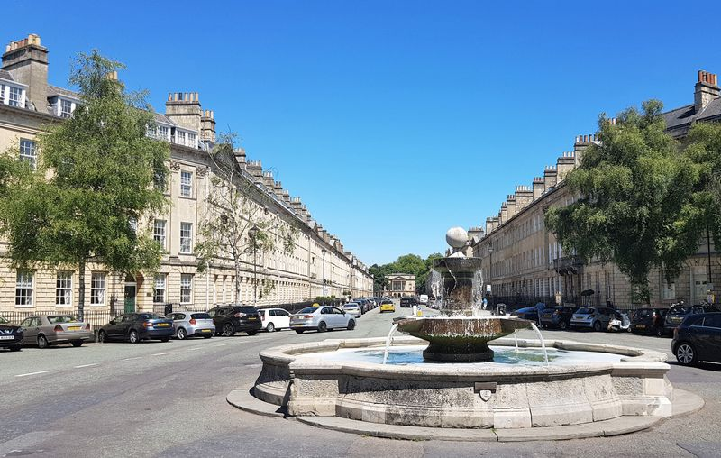 Nearby Great Pulteney Street