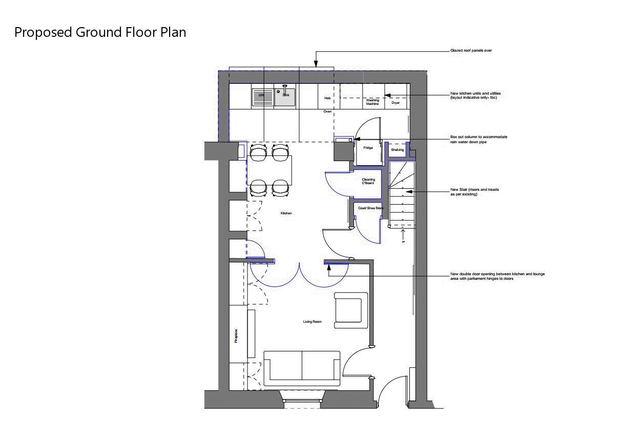 Proposed Ground Floor