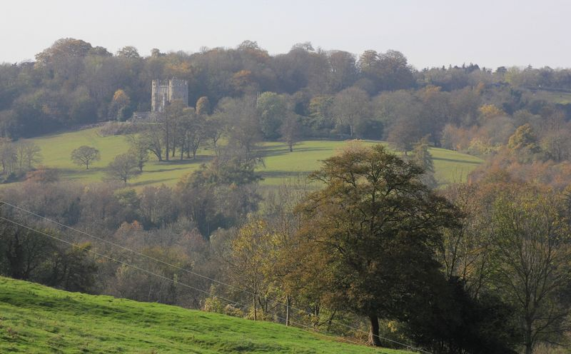 Nearby Midford Castle