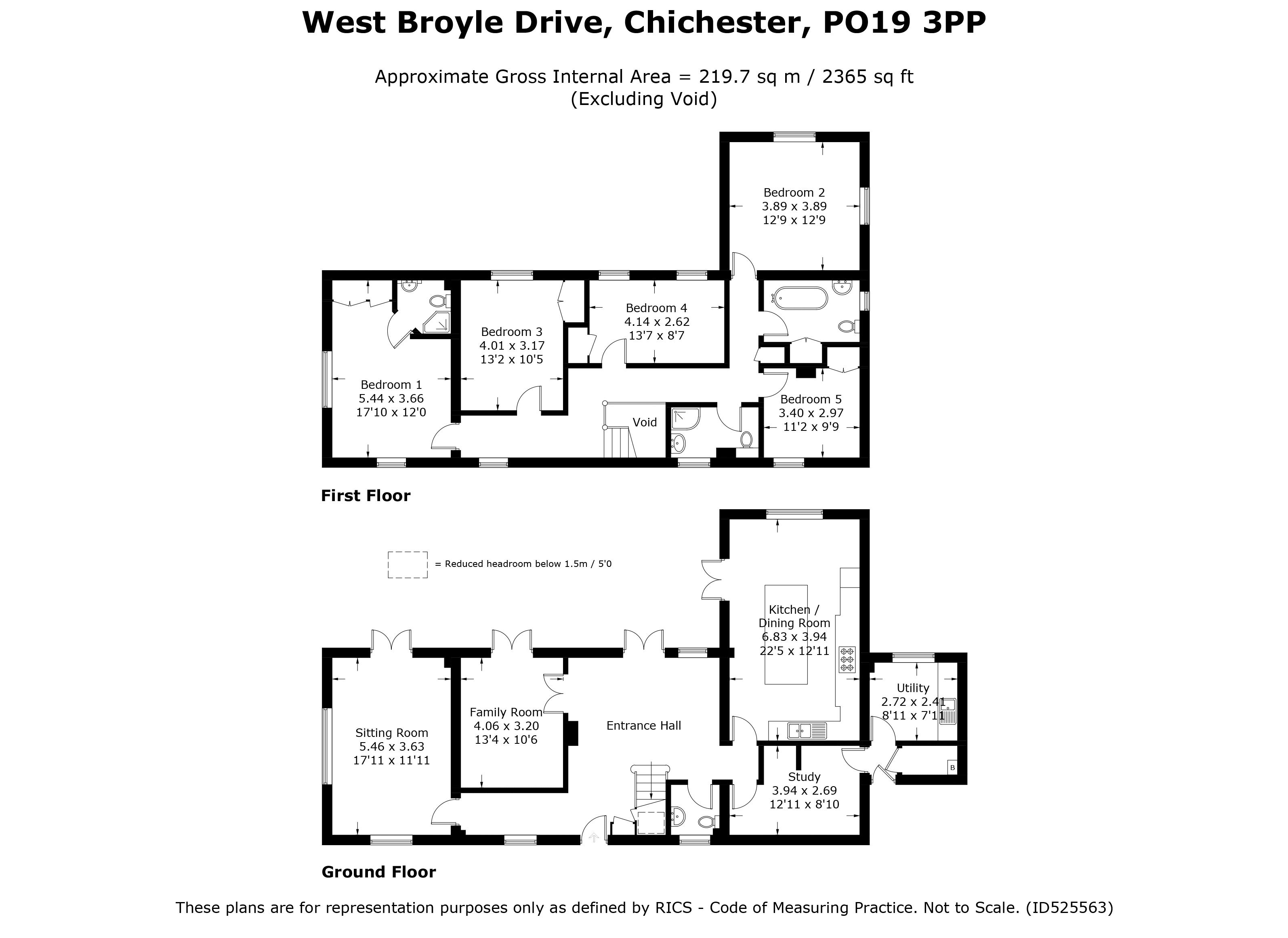 West Broyle Drive West Broyle