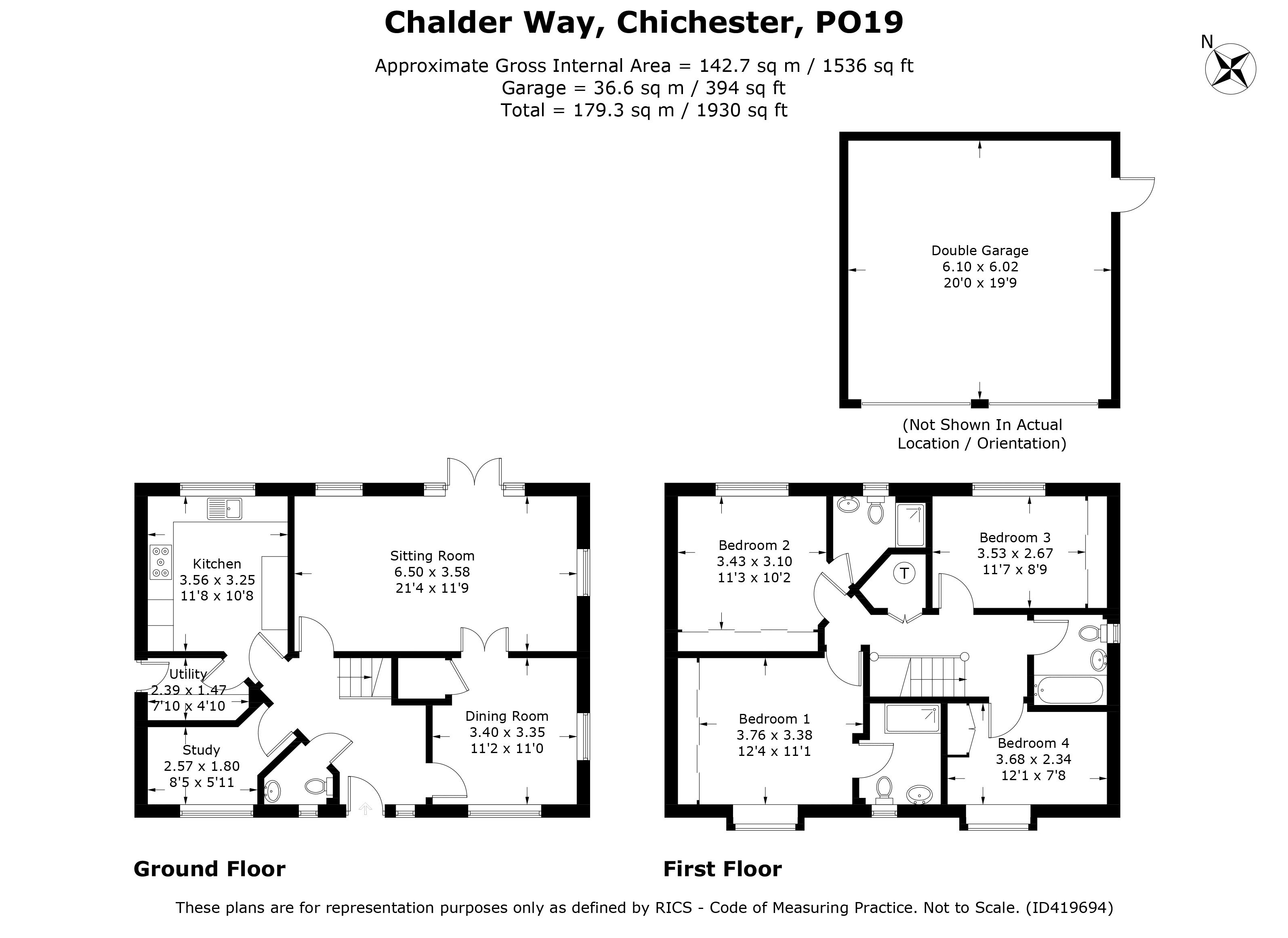 Chalder Way
