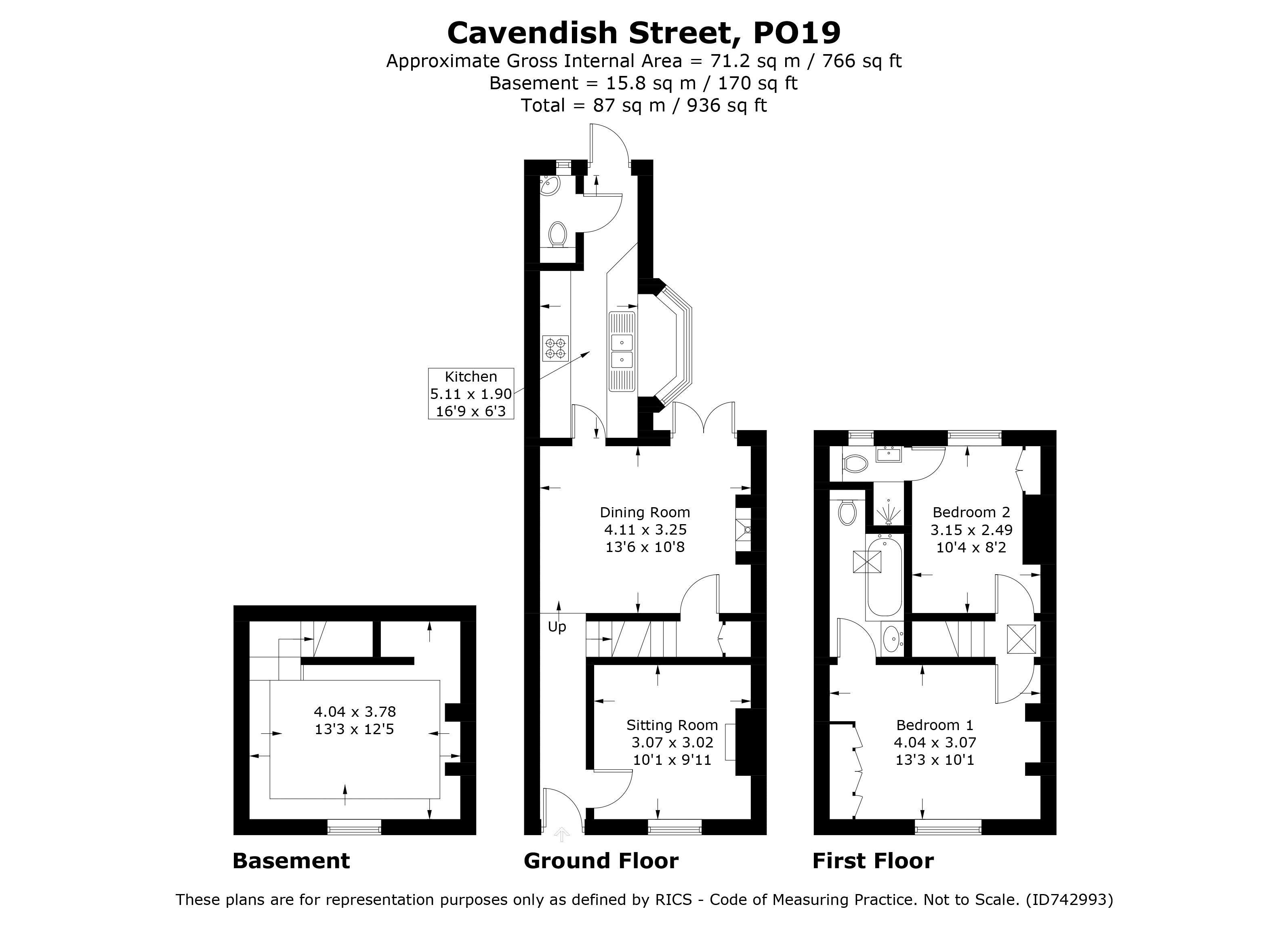 Cavendish Street