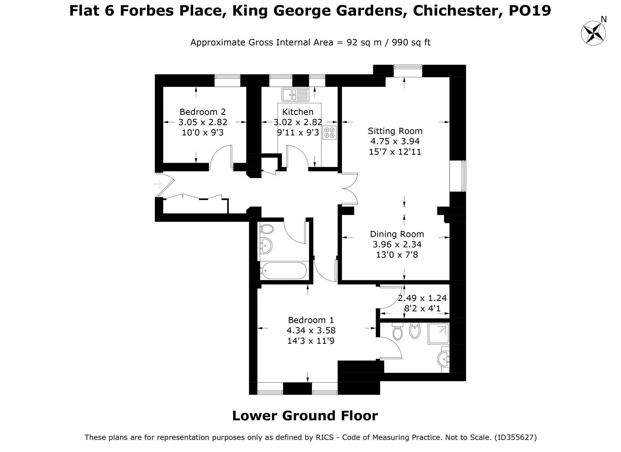 King George Gardens