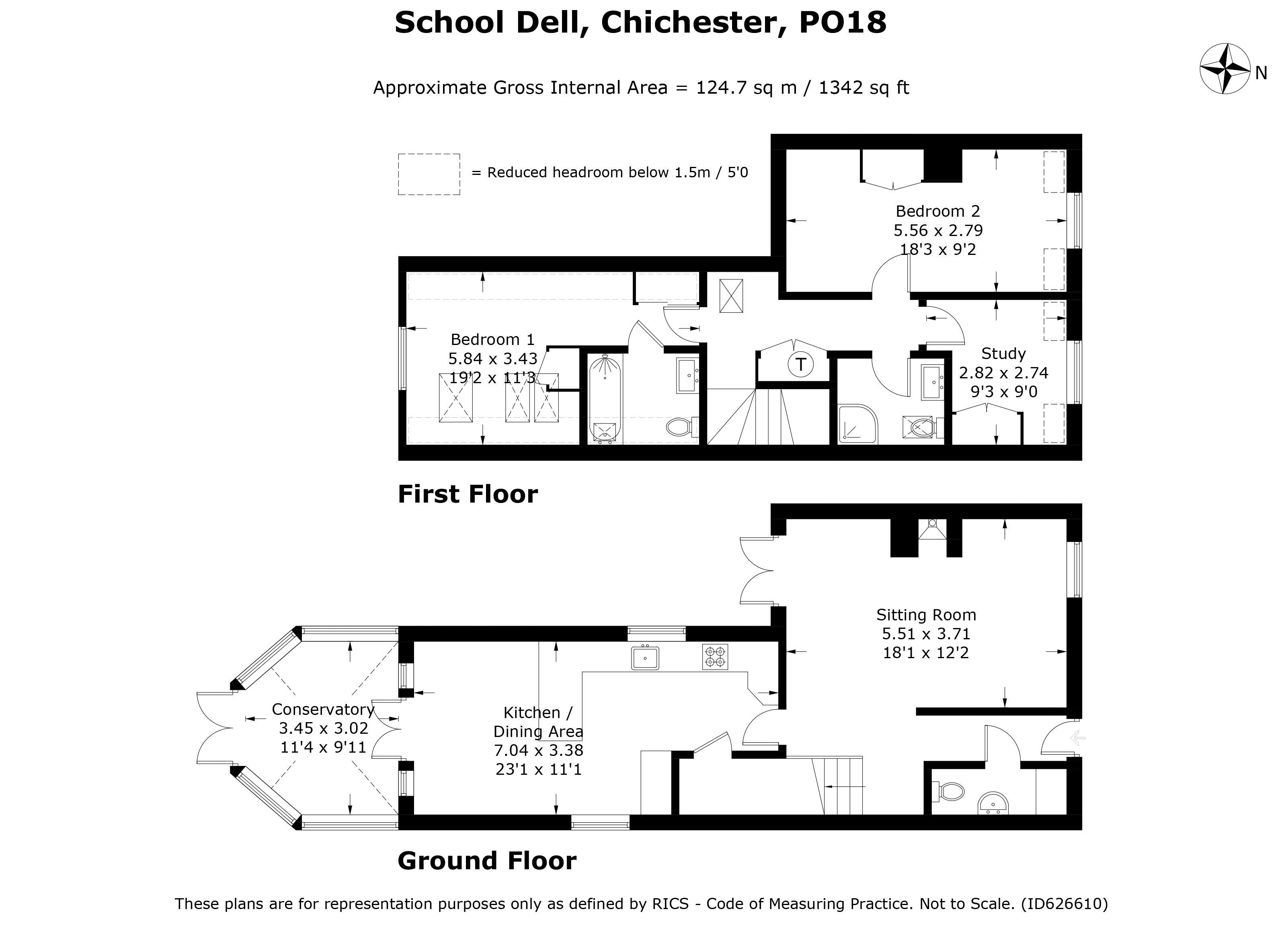 School Dell West Ashling