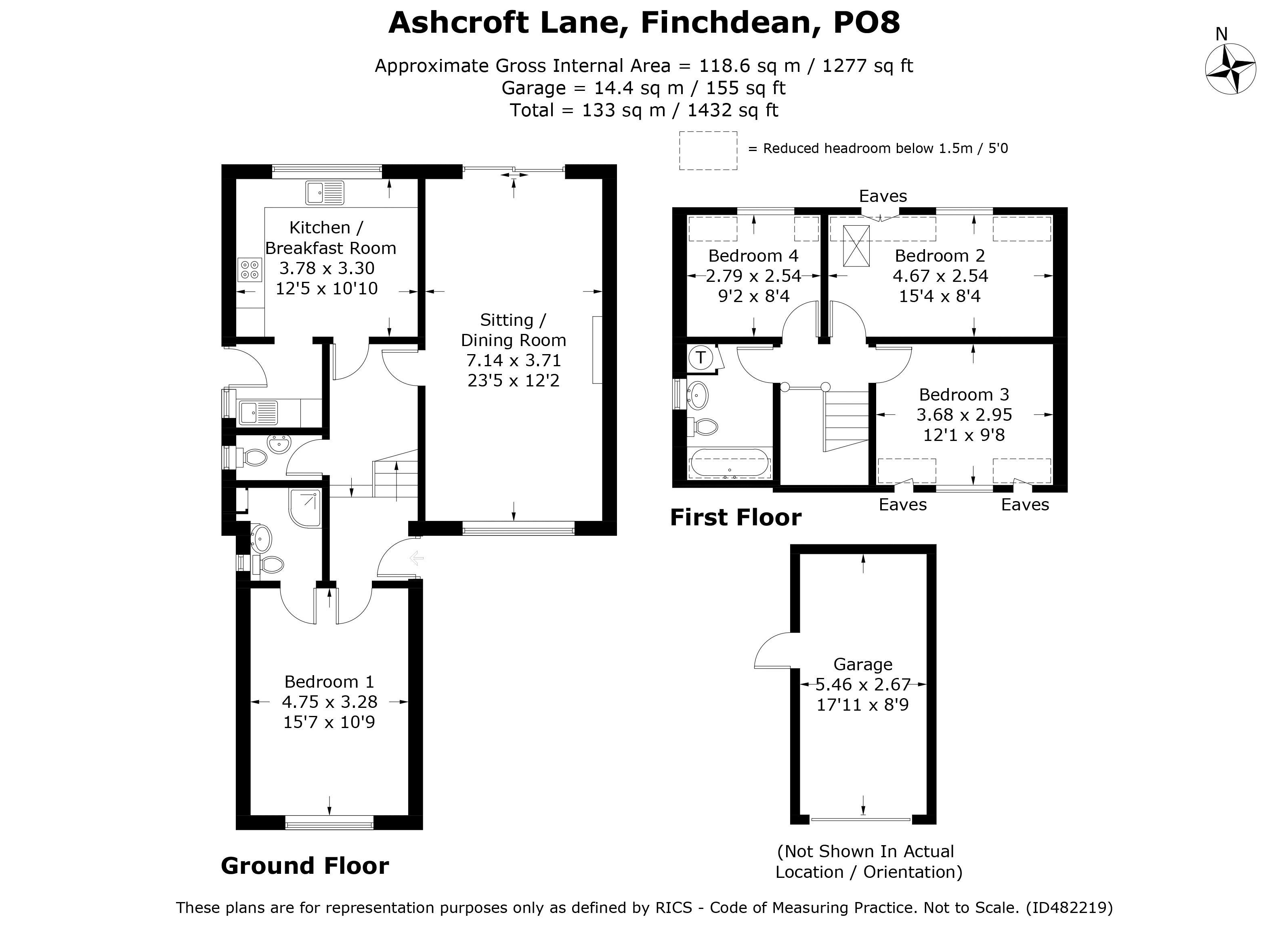 Ashcroft Lane