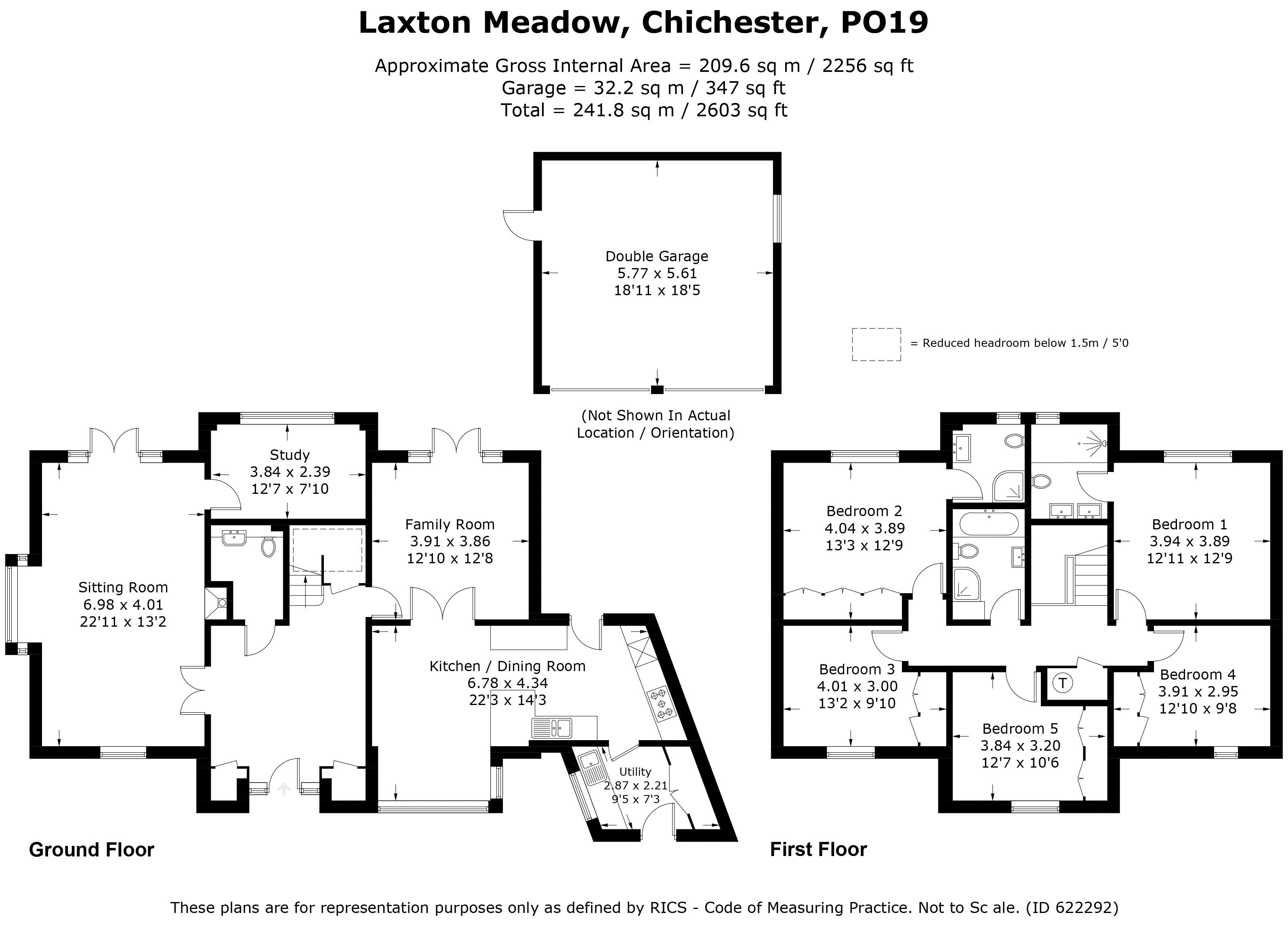 Laxton Meadow Funtington