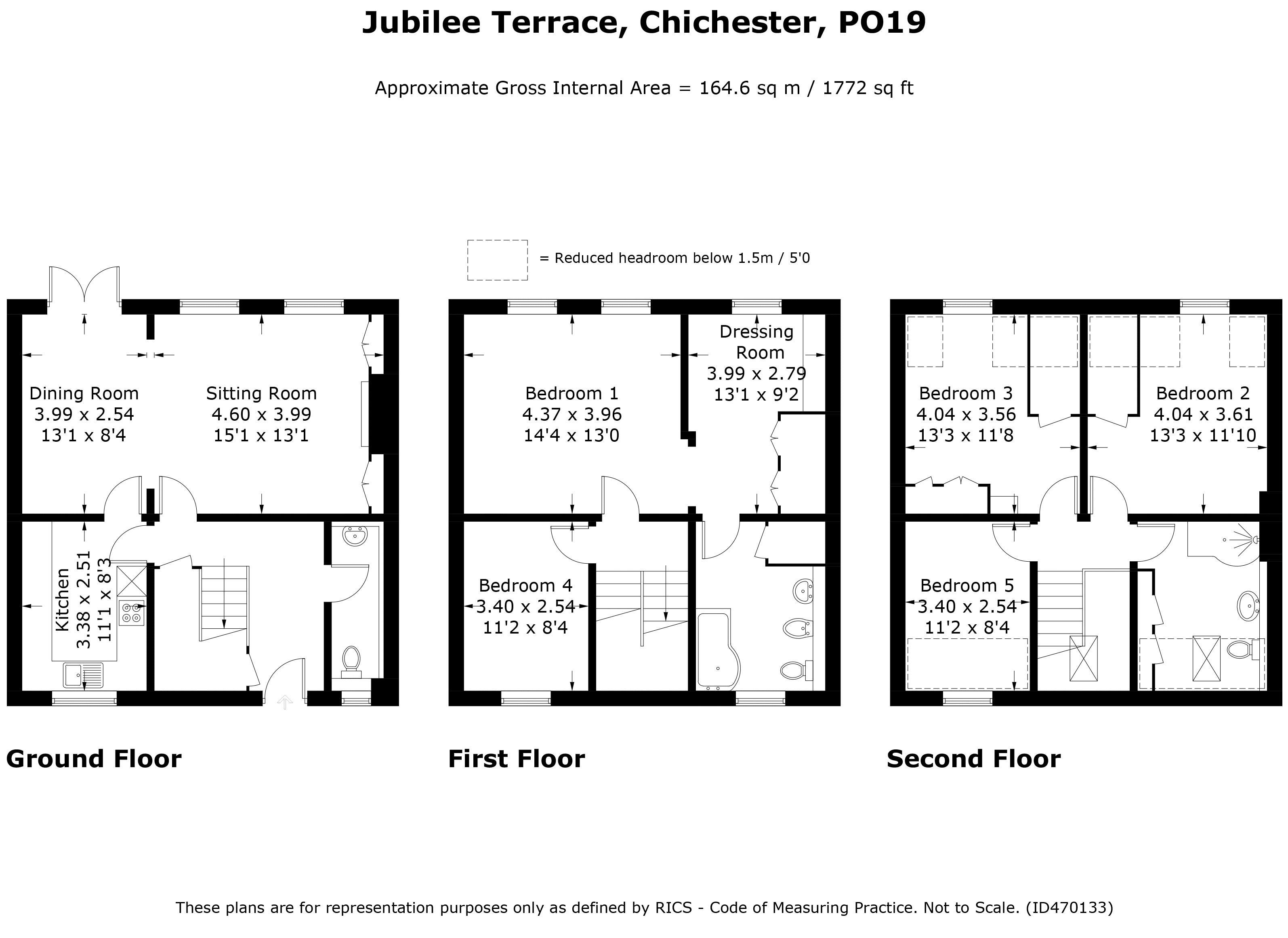 Jubilee Terrace