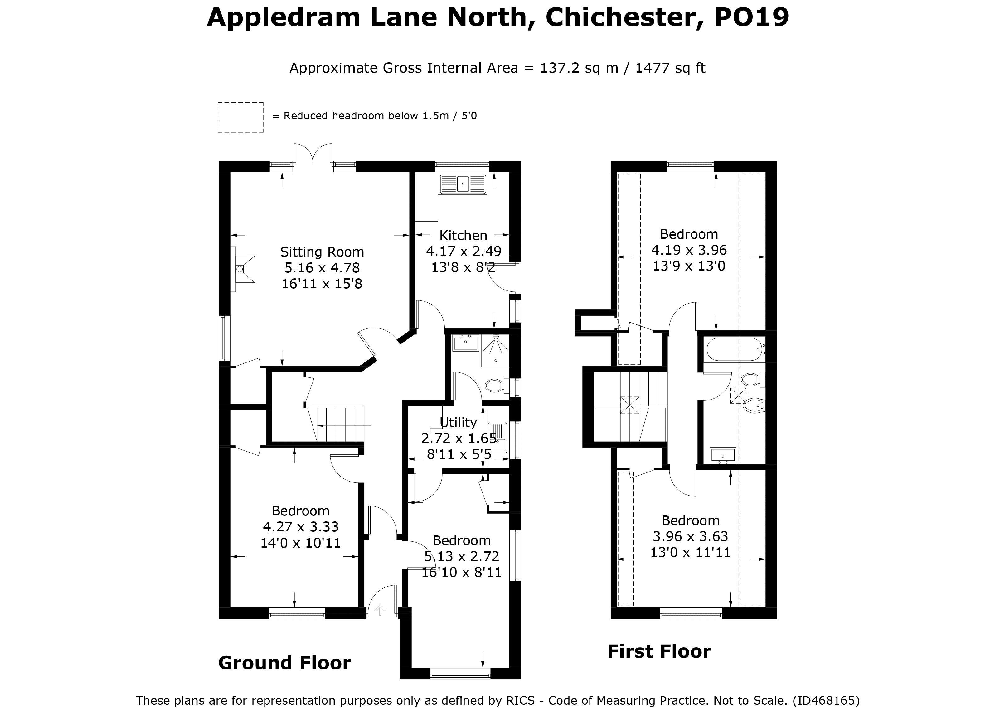 Appledram Lane North