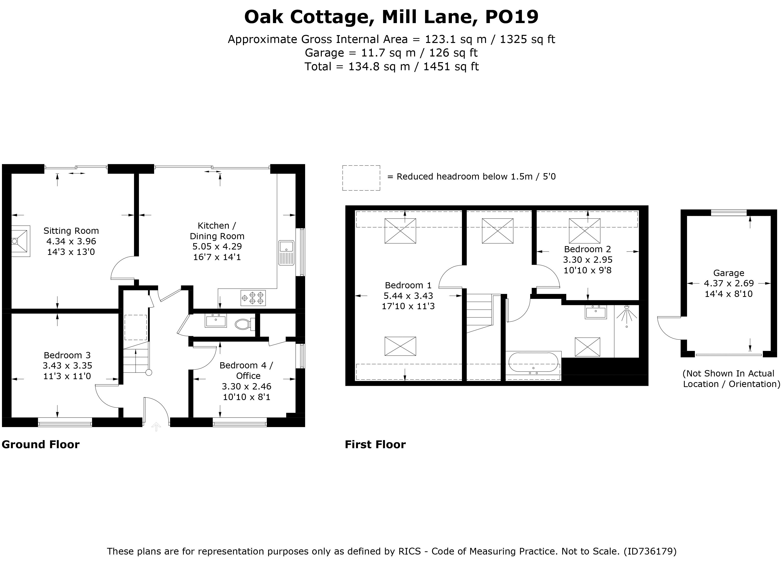 Mill Lane Fishbourne
