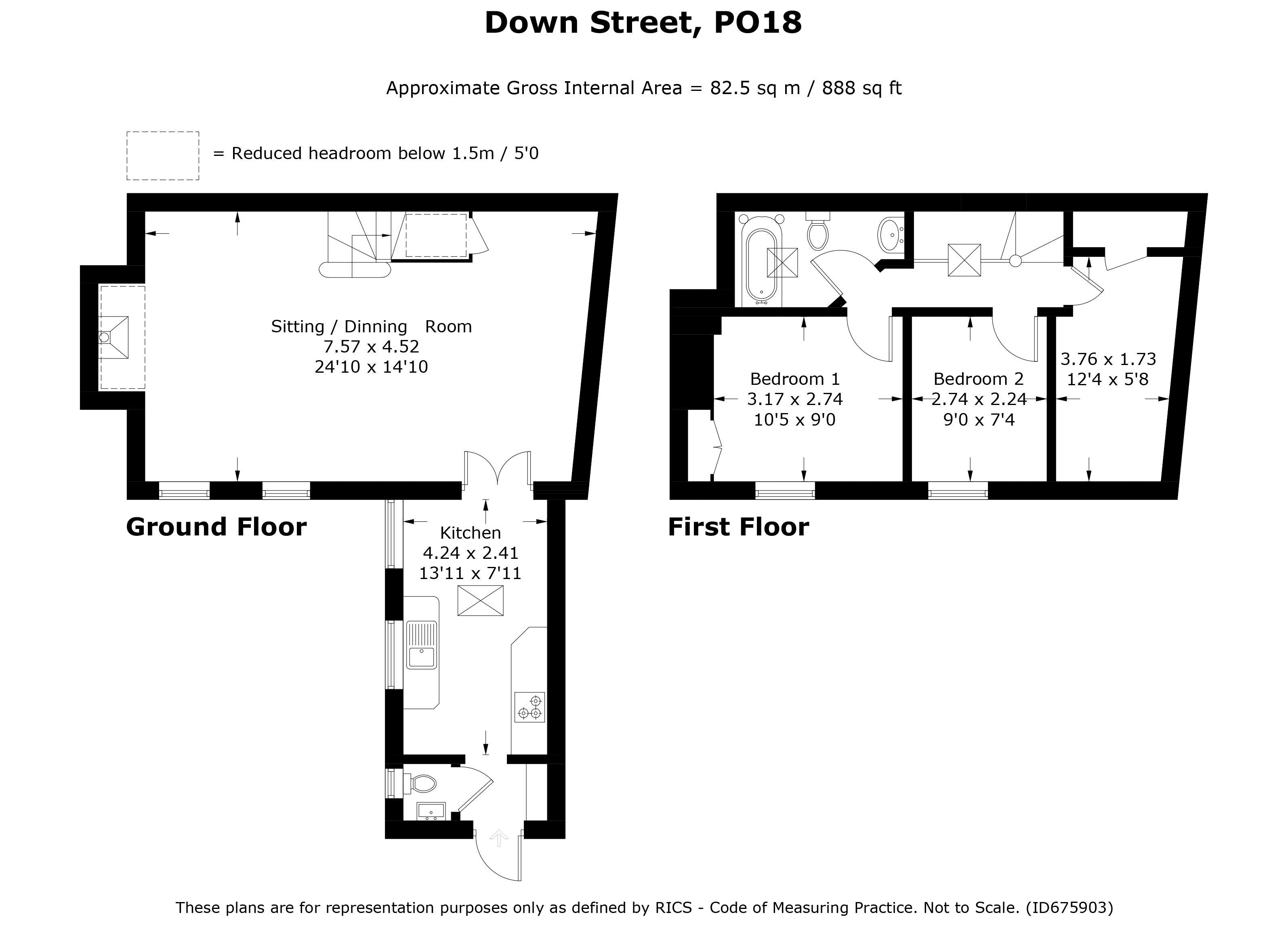 Down Street West Ashling