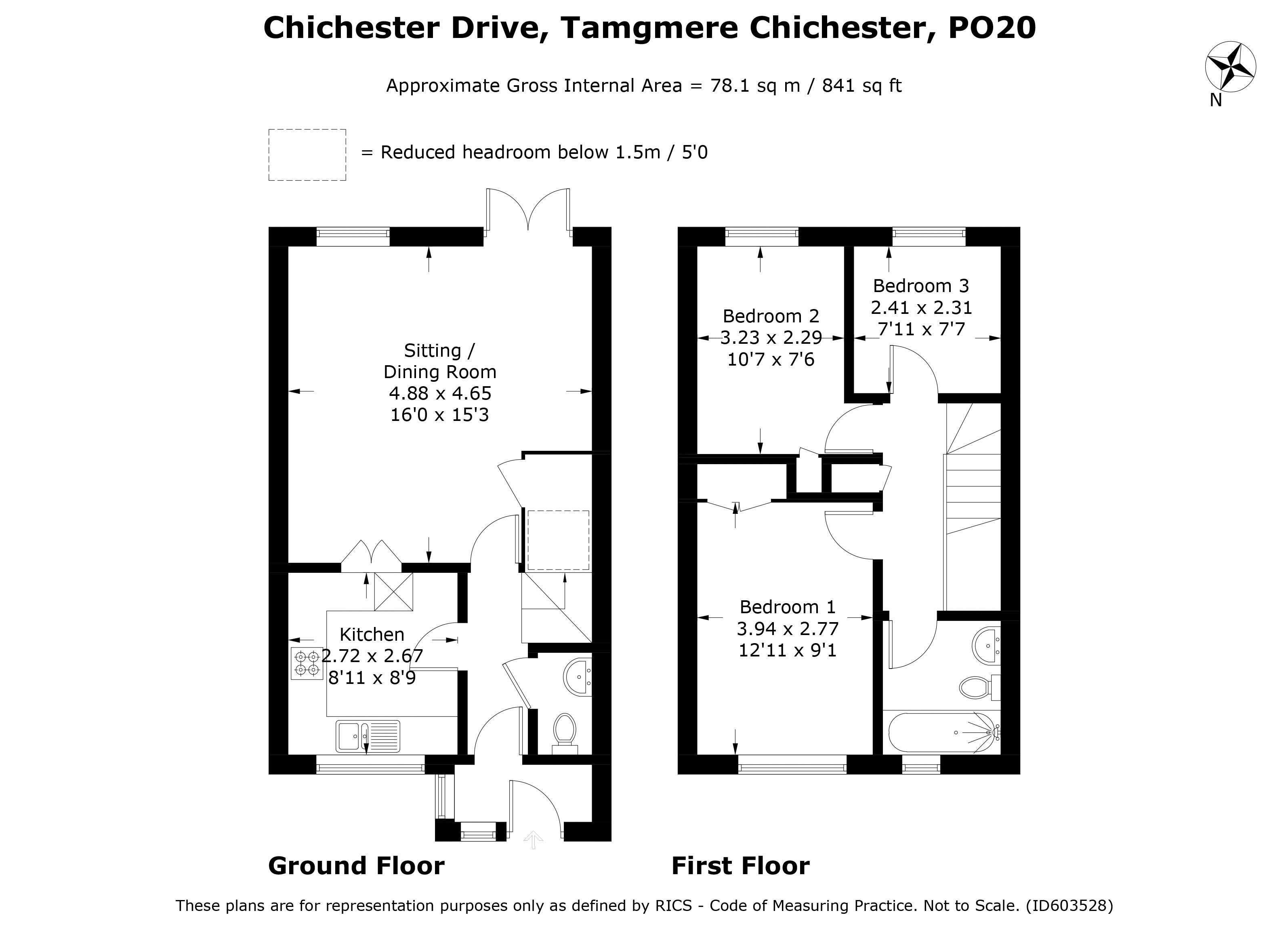 Chichester Drive Tangmere