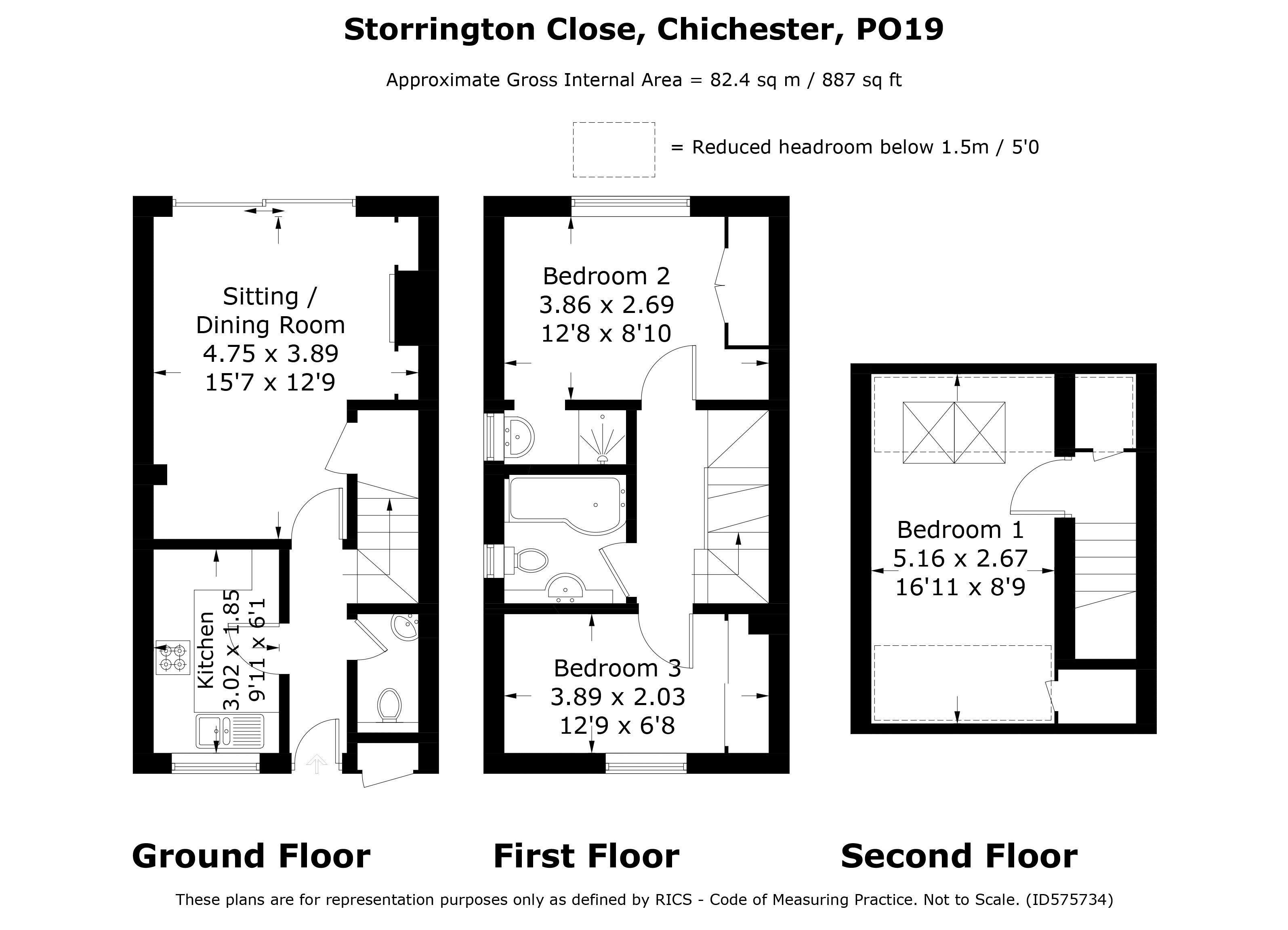 Storrington Close