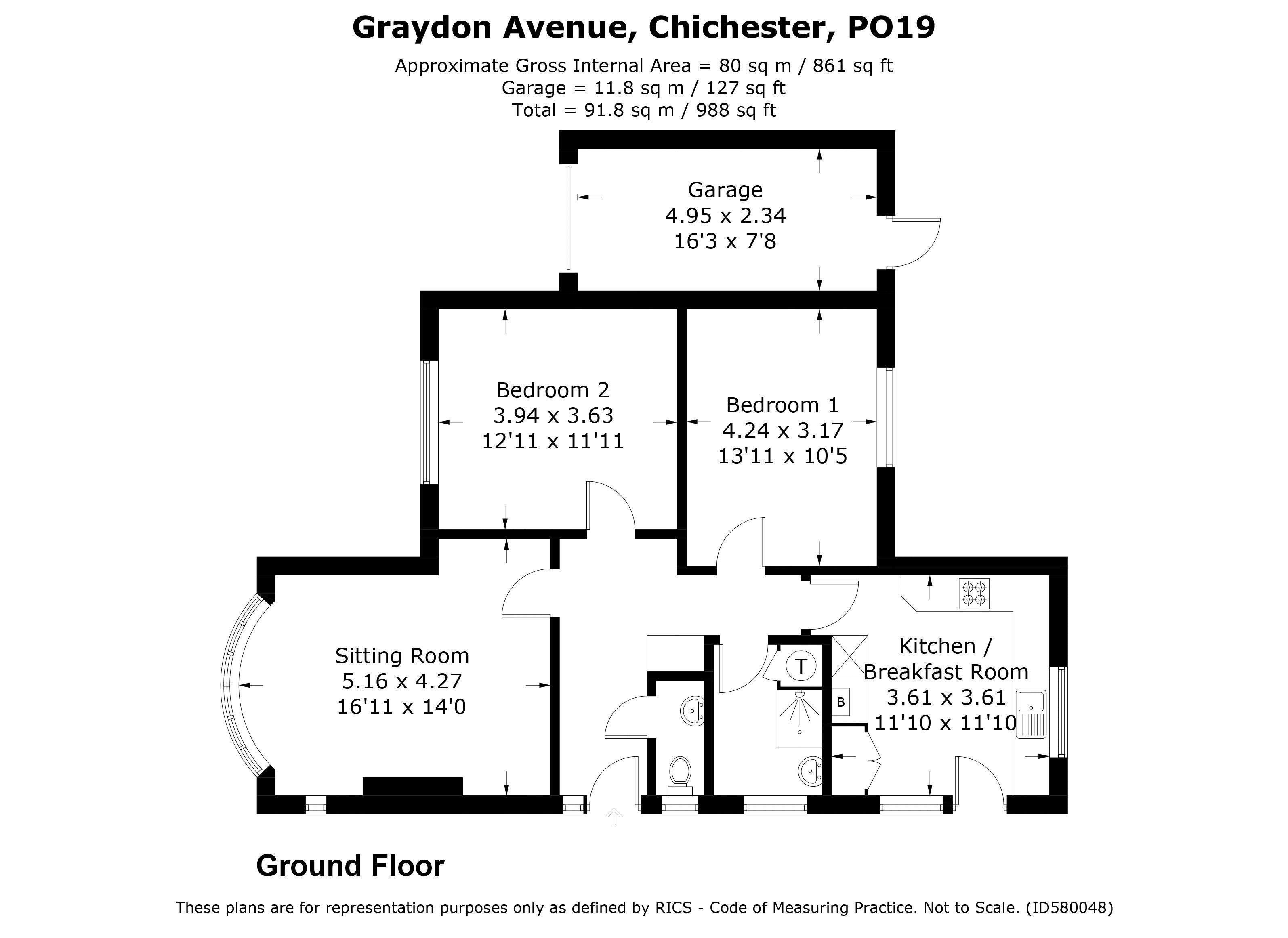 Graydon Avenue