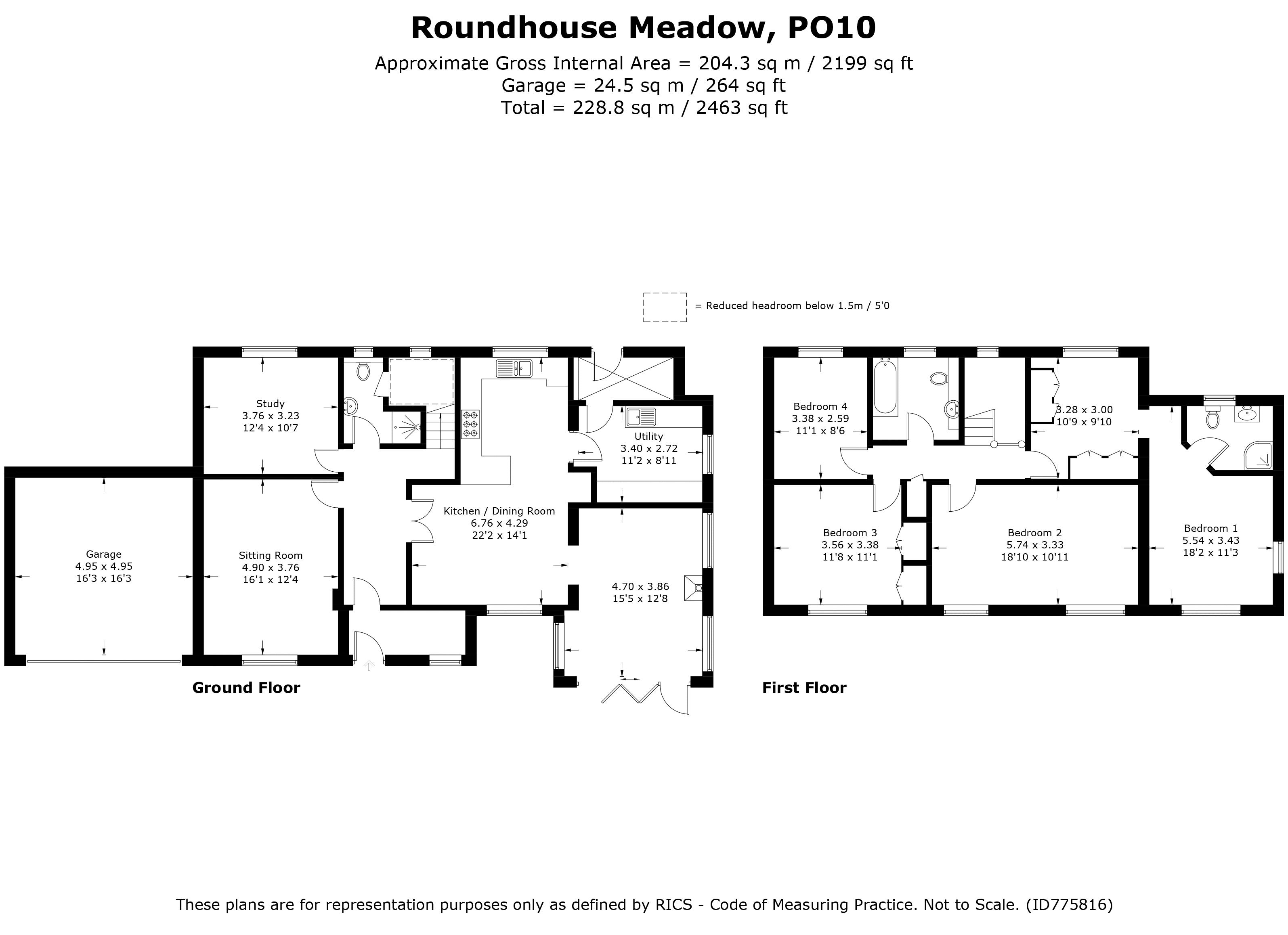 Roundhouse Meadow