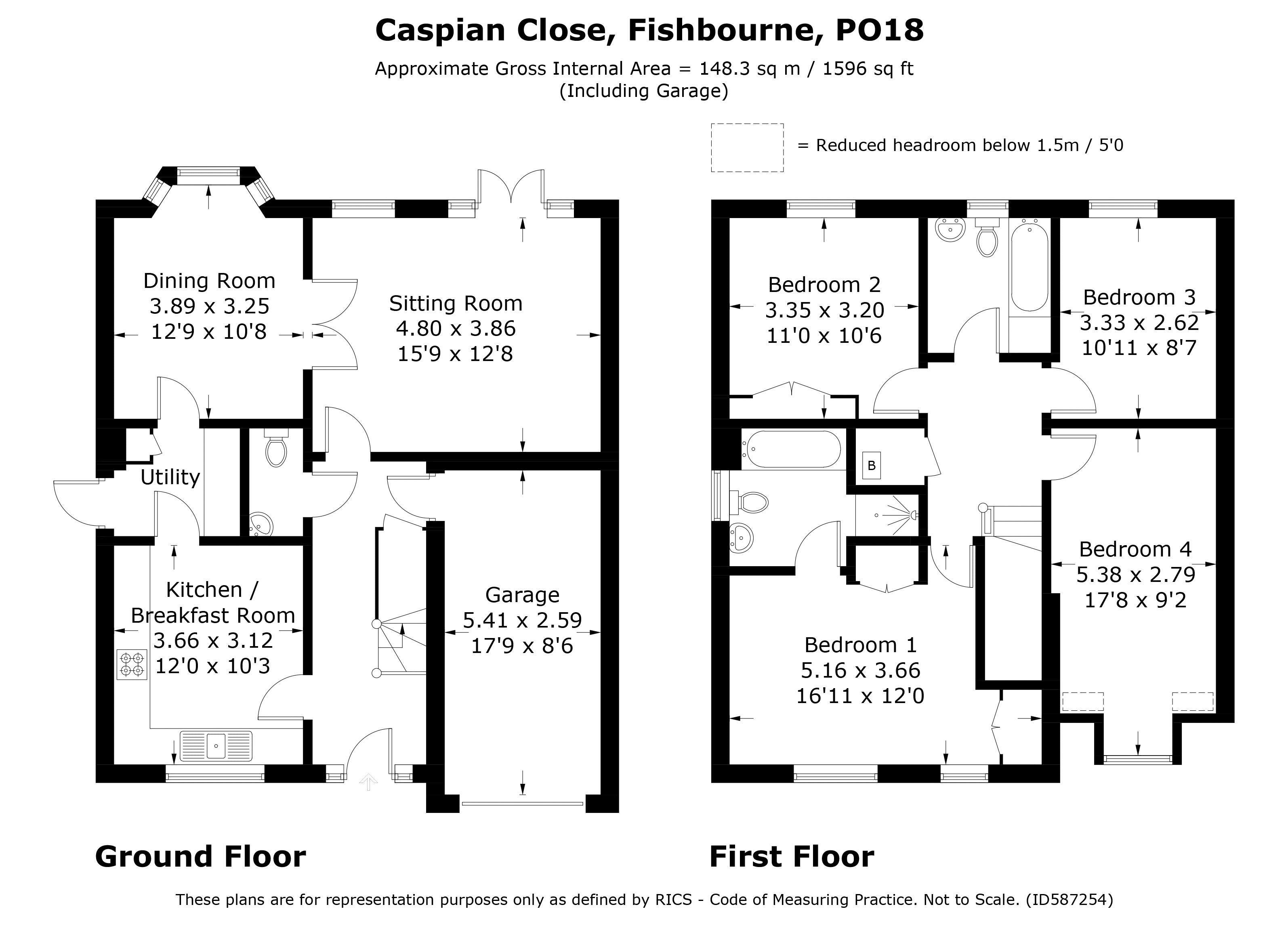 Caspian Close Fishbourne