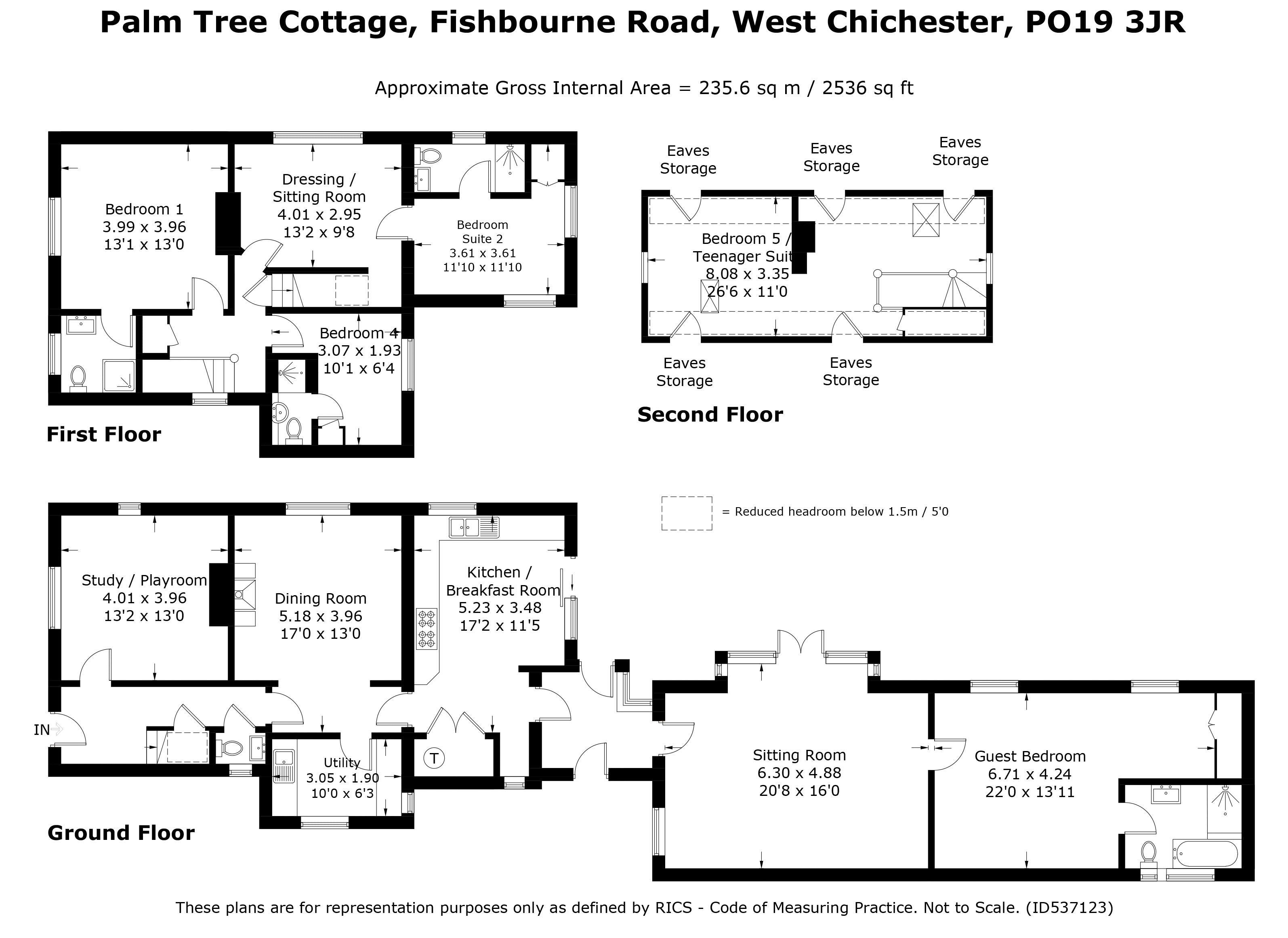 Fishbourne Road West Fishbourne