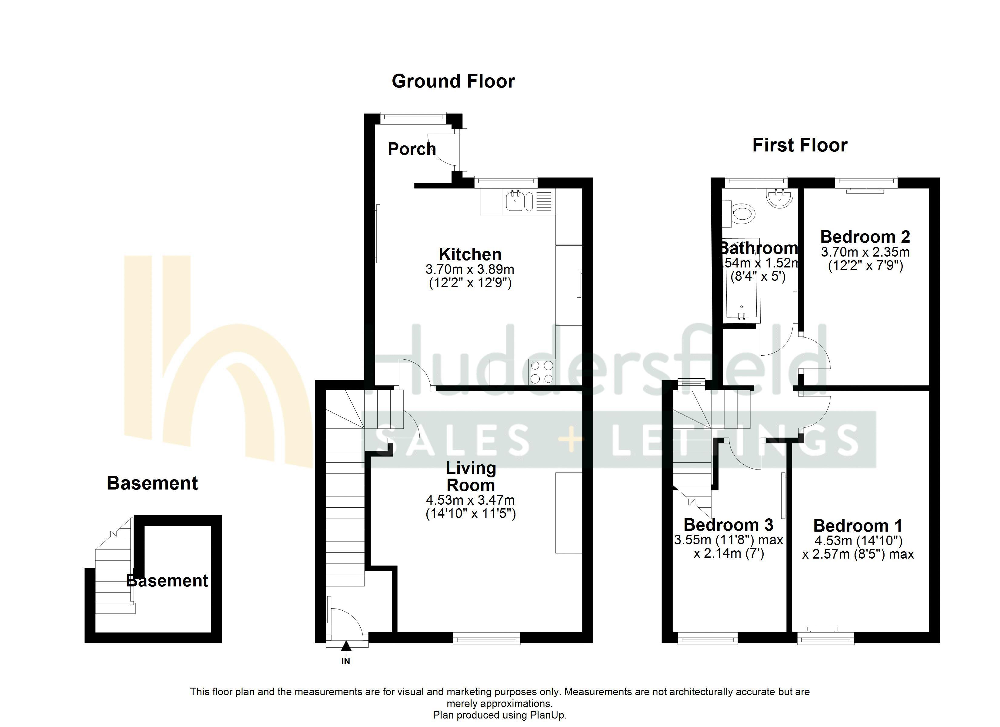 177 Church Street Floorplan