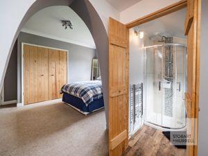Bedroom 2 Dressing Room To En-suite