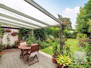 Terrace & Rear Garden