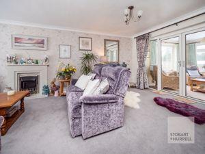 Lounge Through To Garden Room