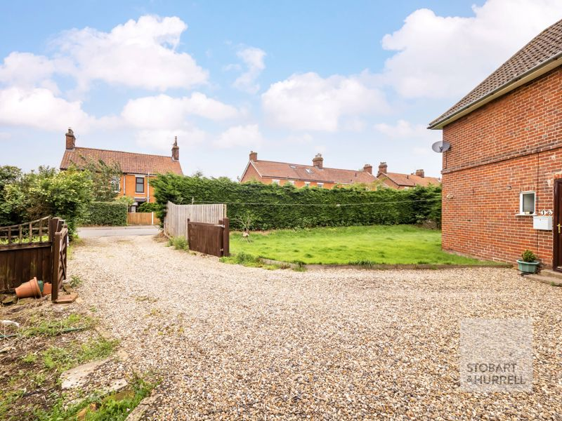Rectory Road Coltishall