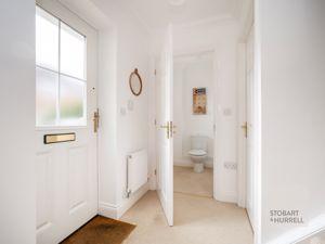 Entrance & Cloakroom