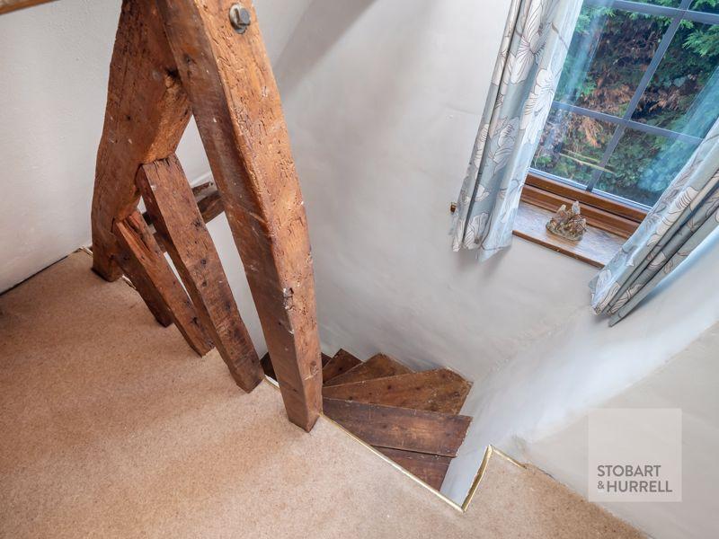 Landing Stairwell