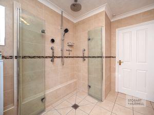 Wet Room Alternative