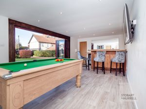 Recreation Room Alternative