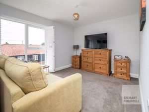 Bedroom 4/Upstairs Lounge