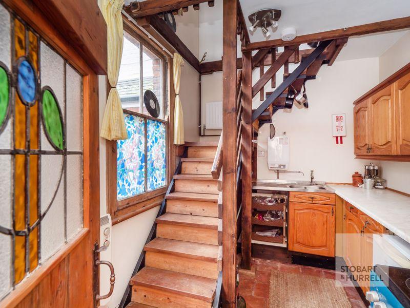 Annexe Kitchen To Lounge