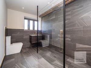 Bedroom 4 En-Suite Wet Room