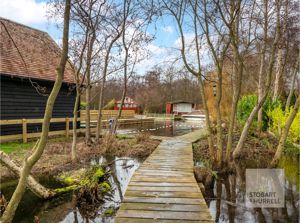 Timber Walkway