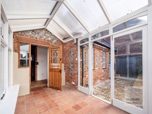 Conservatory Through To Sitting Room