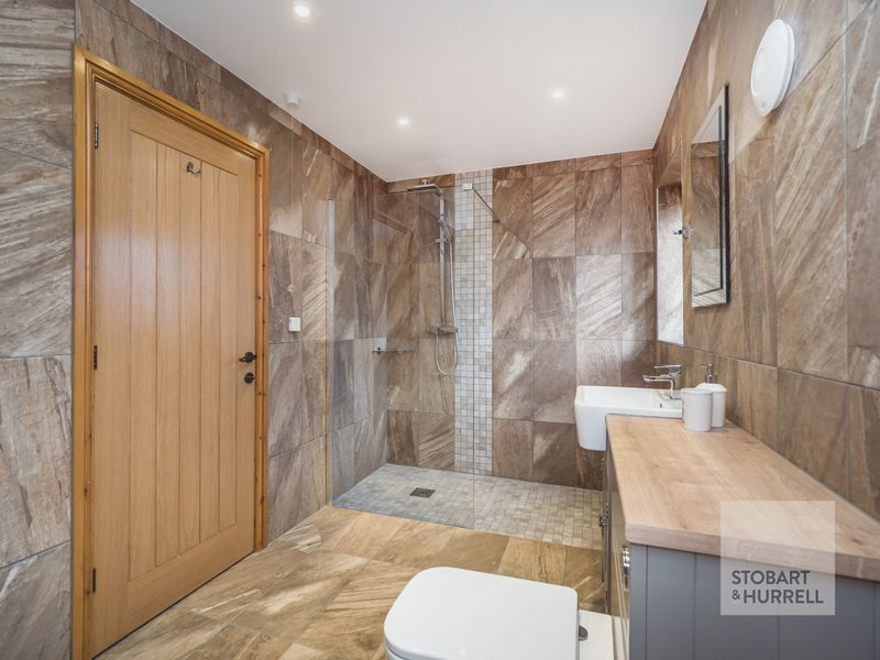 Family Shower Bathroom